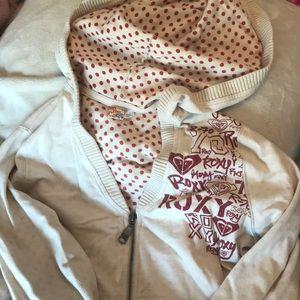Foxy hooded sweatshirt